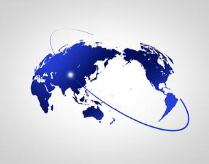 世界地図の写真素材 [FYI00276496]
