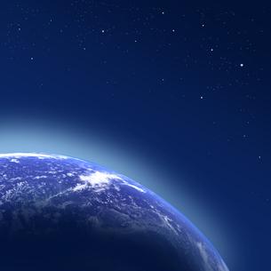 地球の写真素材 [FYI00276514]