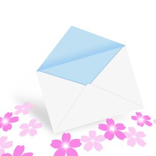 手紙の写真素材 [FYI00276557]