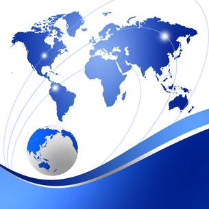 グローバルネットワークの写真素材 [FYI00276563]