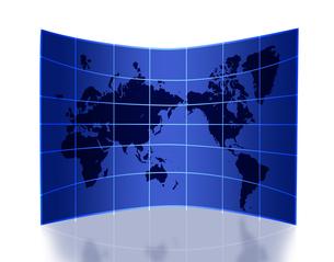 世界地図の写真素材 [FYI00276603]