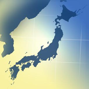 日本地図の写真素材 [FYI00276705]