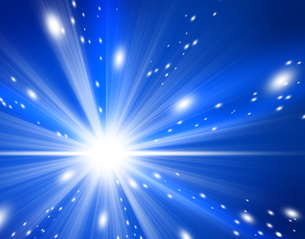 閃光の写真素材 [FYI00276717]