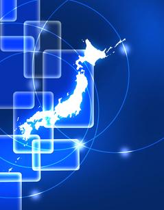日本ネットワークの写真素材 [FYI00276741]