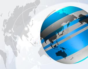 グローバルネットワークの写真素材 [FYI00276756]
