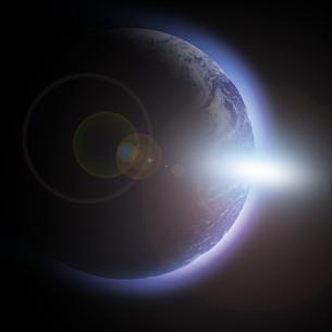 地球の写真素材 [FYI00276798]