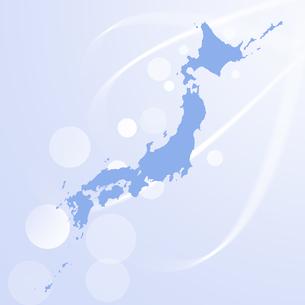 日本地図の写真素材 [FYI00276819]