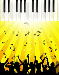 ピアノコンサートの写真素材 [FYI00276850]