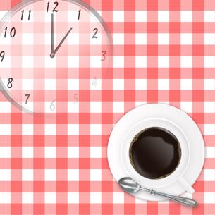 コーヒータイムの写真素材 [FYI00276867]