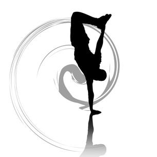ダンスの写真素材 [FYI00276880]