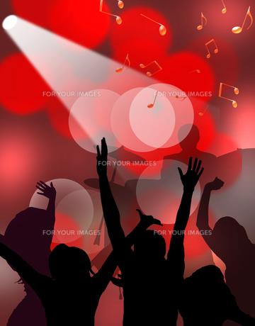 コンサートの写真素材 [FYI00276883]