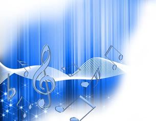 音楽の写真素材 [FYI00276887]