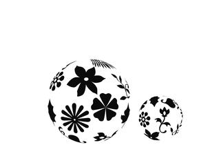 花模様の写真素材 [FYI00276902]