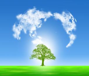 エコロジーの写真素材 [FYI00276912]