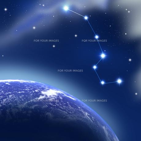 星座の写真素材 [FYI00276932]