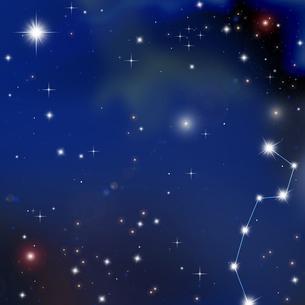 星座の写真素材 [FYI00276960]