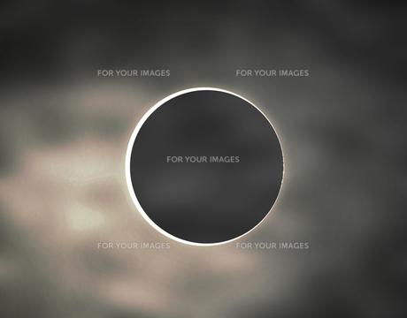 金環日食の写真素材 [FYI00276973]