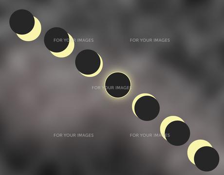 金環日食の写真素材 [FYI00276978]
