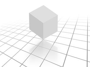 立方体の写真素材 [FYI00276997]
