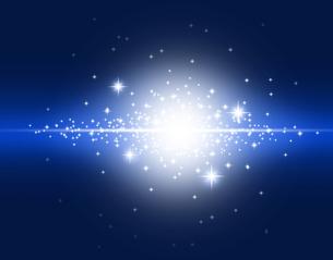 銀河の写真素材 [FYI00277000]
