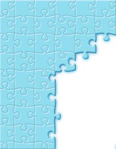 ジグソーパズルの写真素材 [FYI00277018]