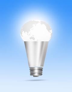 LED電球の写真素材 [FYI00277045]