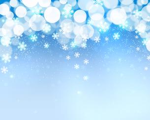 クリスマスイルミネーションの写真素材 [FYI00277081]