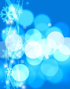 クリスマスイルミネーションの写真素材 [FYI00277096]
