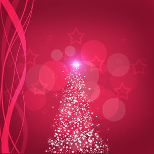 クリスマスツリーの写真素材 [FYI00277100]