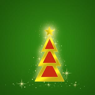 クリスマスツリーの写真素材 [FYI00277101]