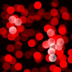 クリスマスイルミネーションの写真素材 [FYI00277107]