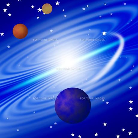 惑星の写真素材 [FYI00277147]