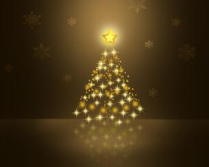 クリスマスツリーの写真素材 [FYI00277148]