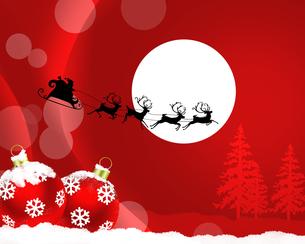 クリスマスの写真素材 [FYI00277150]