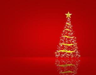 クリスマスツリーの写真素材 [FYI00277156]