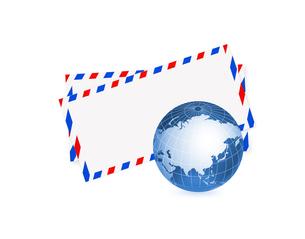 海外郵便の写真素材 [FYI00277174]