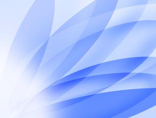青のグラデーションの写真素材 [FYI00277189]