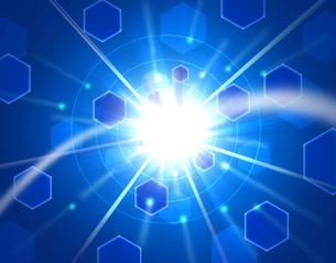 光とコミュニケーションの写真素材 [FYI00277190]