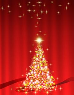 クリスマスツリーの写真素材 [FYI00277194]
