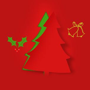 クリスマスカードの写真素材 [FYI00277199]