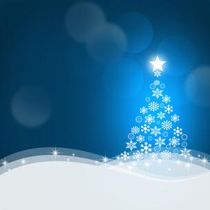 クリスマスツリーの写真素材 [FYI00277213]