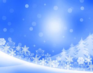 クリスマス風景の写真素材 [FYI00277216]