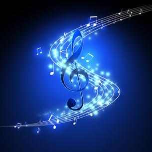 音楽の写真素材 [FYI00277220]