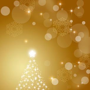 クリスマスツリーの写真素材 [FYI00277225]
