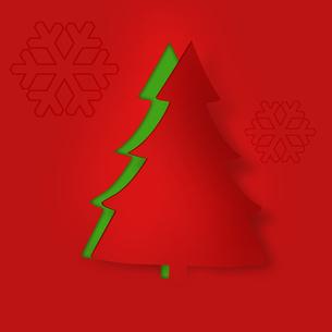 クリスマスツリーの写真素材 [FYI00277226]