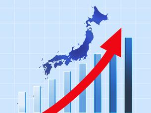 日本経済の写真素材 [FYI00277264]