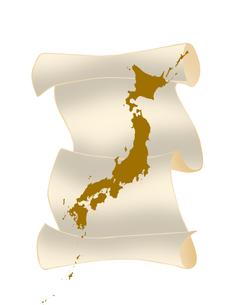 日本地図の写真素材 [FYI00277276]