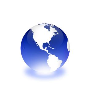 地球儀の写真素材 [FYI00277291]