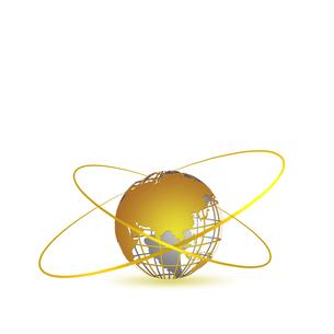 グローバルネットワークの写真素材 [FYI00277301]