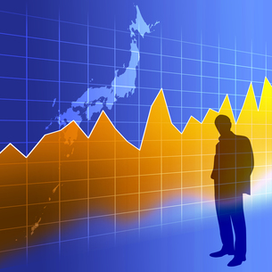 日本経済の写真素材 [FYI00277329]